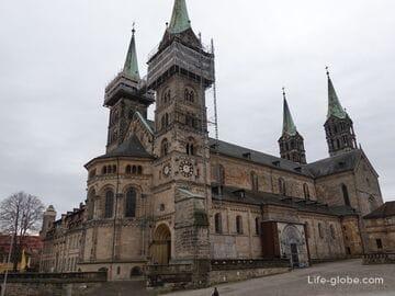 Бамбергский кафедральный собор (Bamberger Dom)