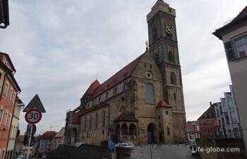 Церковь Богоматери в Бамберге - Верхний приход (Pfarrkirche Unsere Liebe Frau, Obere Pfarre)