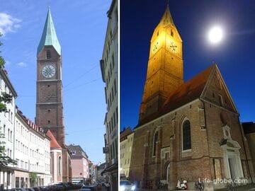 Церковь Всех Святых на кресте, Мюнхен (Allerheiligenkirche am Kreuz)
