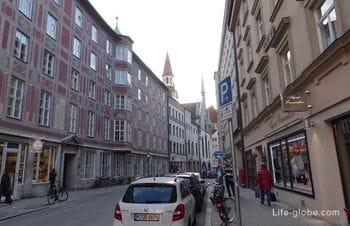 Улица Бургштрассе, Мюнхен (Burgstraße)