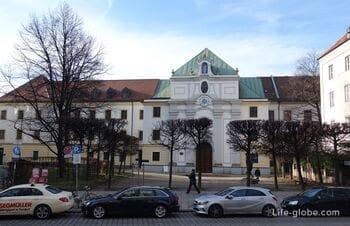 Район Альтштадт-Леель, Мюнхен (Altstadt-Lehel) - центр города
