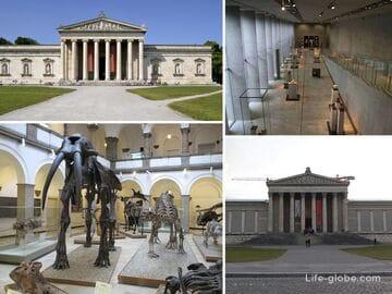 Ареал искусства в Мюнхене (Kunstareal) - музейный квартал