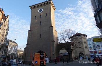 Isar Gate, Munich (Isartor)