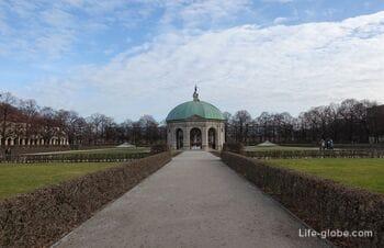 Hofgarten Park in Munich (Court Garden)