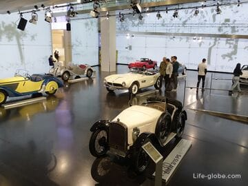 Музей БМВ в Мюнхене (BMW Museum) + BMW Welt
