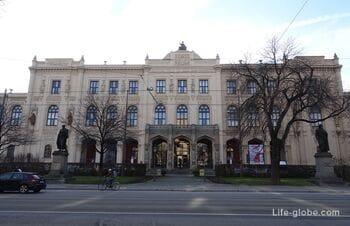 Museum Five Continents in Munich (Museum Fünf Kontinente)