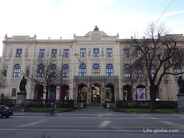 Музей пяти континентов в Мюнхене (Museum Fünf Kontinente)