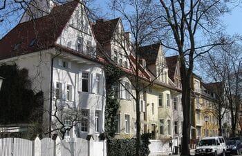 Район Нойхаузен-Нимфенбург, Мюнхен (Neuhausen-Nymphenburg)