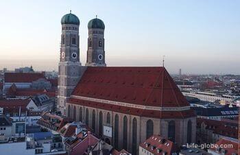 Frauenkirche in Munich - Munich Cathedral (Dom zu Unserer Lieben Frau)