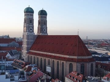 Фрауэнкирхе, Мюнхен (Frauenkirche) - мюнхенский собор