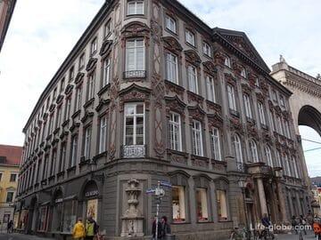 Дворец Прейзинга в Мюнхене (Palais Preysing)