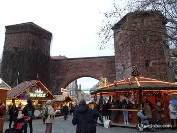 Зендлингские ворота, Мюнхен (Sendlinger Tor)
