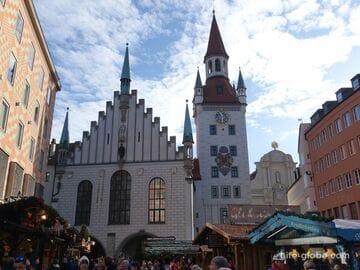Старая ратуша, Мюнхен (Altes Rathaus)