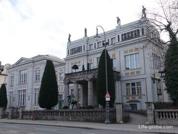 Вилла Штука, Мюнхен (Villa Stuck) - музей виллы Штука