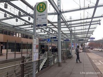 Как добраться из Нюрнберга в Бамберг (аэропорта и центра города)