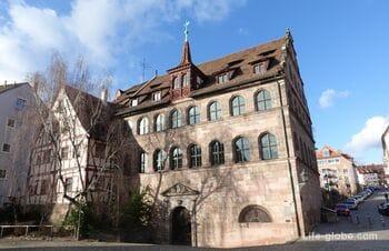 Дом стрелкового клуба, Нюрнберг (Herrenschießhaus)