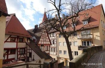 Историческая миля Нюрнберга (Historische Meile Nürnberg): с фото, описаниями, адресами и сайтами