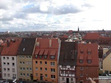 Нюрнберг, Германия (Nürnberg) - путеводитель