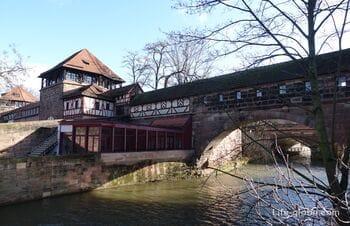 Городская стена и укрепления Нюрнберга (Stadtmauer Nürnberg)