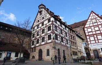 Дом Пилата, Нюрнберг (Pilatushaus)