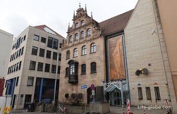 Музей игрушек в Нюрнберге (Spielzeugmuseum)