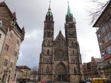 Церковь святого Лаврентия, Нюрнберг (Kirche St. Lorenz)