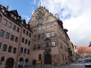 Городской музей Нюрнберга - дом Фембо (Stadtmuseum - Fembohaus)