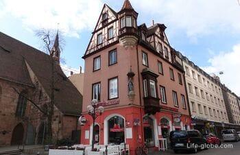 Старый город Нюрнберга (Altstadt Nürnberg)