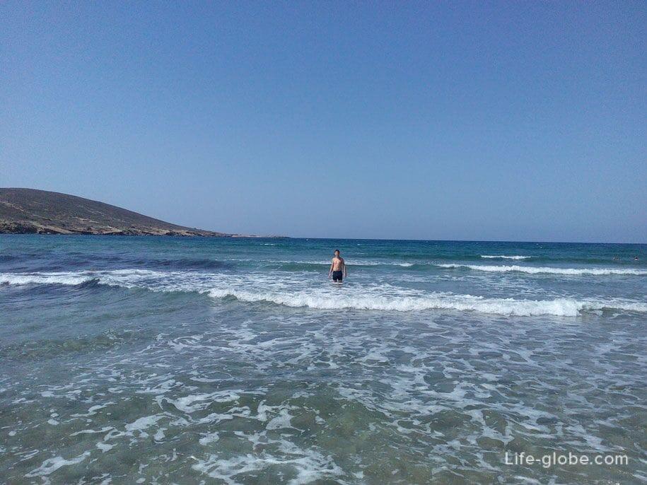 Средиземное море, Родос, Греция