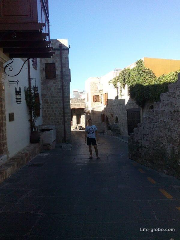 Жилой Старый Родос, Греция