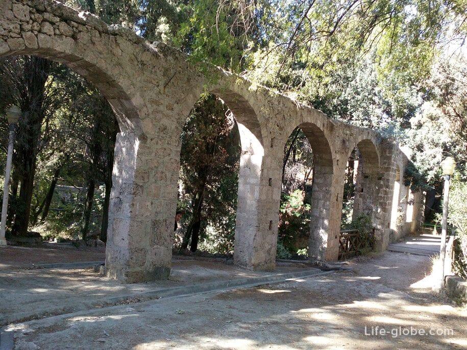 Парк Родини, Родос