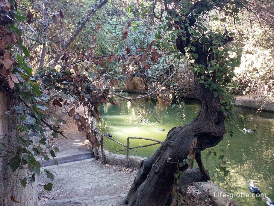 Парк Родини, Греция