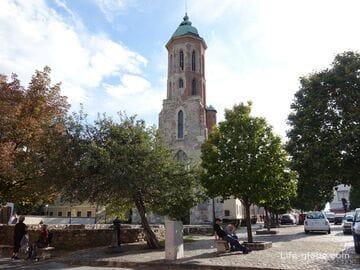 Башня Марии Магдалины в Будапеште (Maria Magdolna Torony)