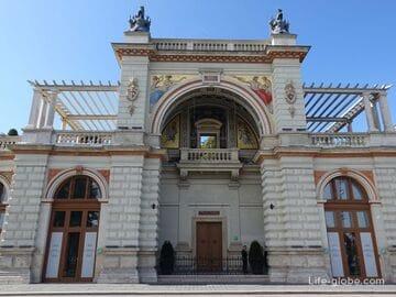 Базар Королевского сада, Будапешт (Варкерт Базар / Varkert Bazar)