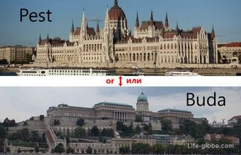 Buda or Pest? - where to stay in Budapest (hotels, apartments)