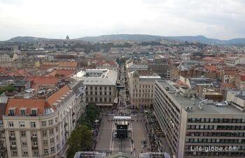 Смотровые площадки в Будапеште. Обзорные точки
