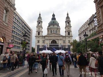 Базилика святого Иштвана, Будапешт (Szent Istvan Bazilika / базилика святого Стефана)
