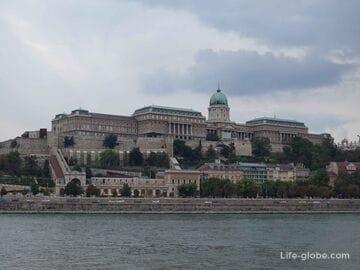 Королевский дворец в Будапеште (дворец замка Буда)