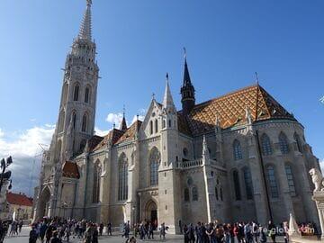 Церковь Матьяша в Будапеште (Matyas Templom)