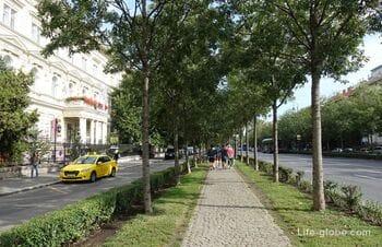 Проспект Андраши, Будапешт (Andrassy utca)