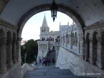Рыбацкий бастион, Будапешт (Halaszbastya)