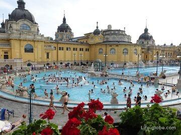 Szechenyi Bath, Budapest (Szechenyi fürdő)
