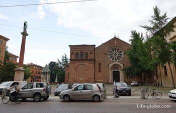 Базилика Сан-Доменико, Болонья (Святого Доменика / Basilica di San Domenico)