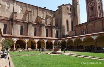Базилика Сан-Франческо, Болонья (Святого Франциска / Basilica di San Francesco)