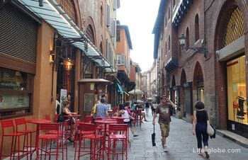 Болонья, Италия (Bologna)
