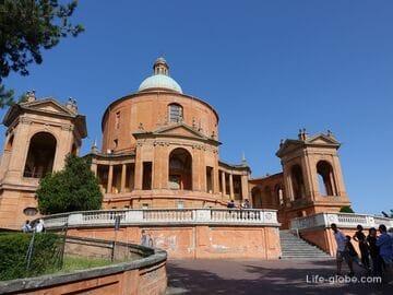 Святилище Мадонна-ди-Сан-Люка, Болонья (Santuario Madonna di San Luca)