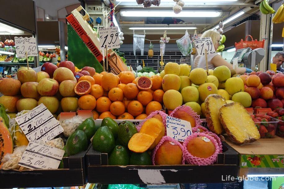 Bologna Indoor Food Market