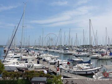 Порт Римини, канал Римини (Porto Canale) - прогулка, достопримечательности