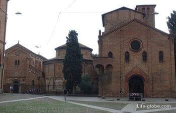 Комплекс Санто-Стефано, Болонья - «Семь церквей» Болоньи (Complesso di Santo Stefano)
