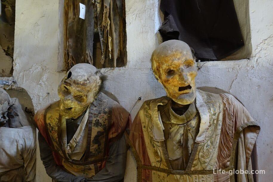 Музей мертвых, Сицилия